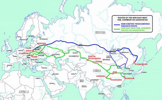 Доставка крупных партий грузов железнодорожным транспортом