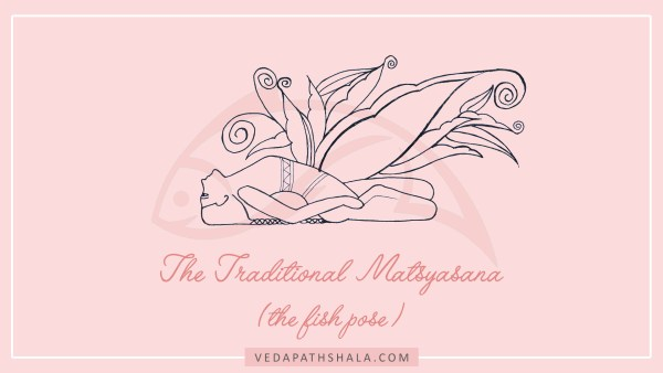 Matsyasana - Fish Pose (yoga posture)