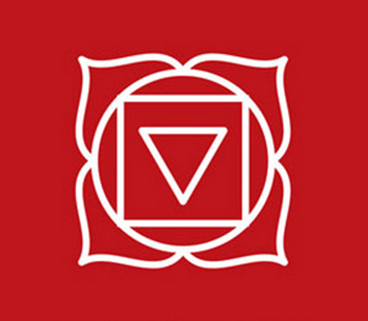 the symbol of root chakra