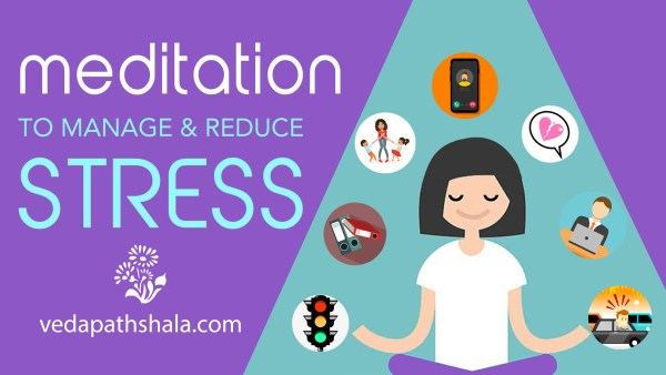 Meditation for stress management