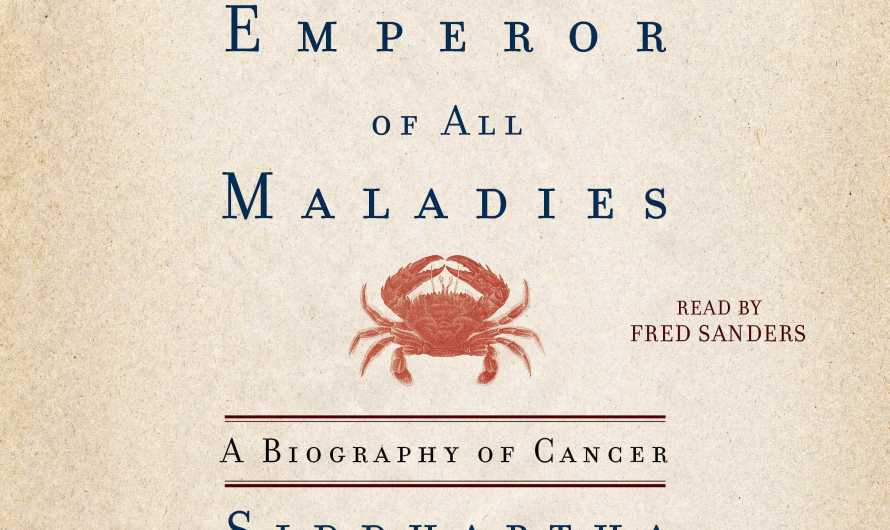 Siddhartha Mukherjee: The Emperor of All Maladies
