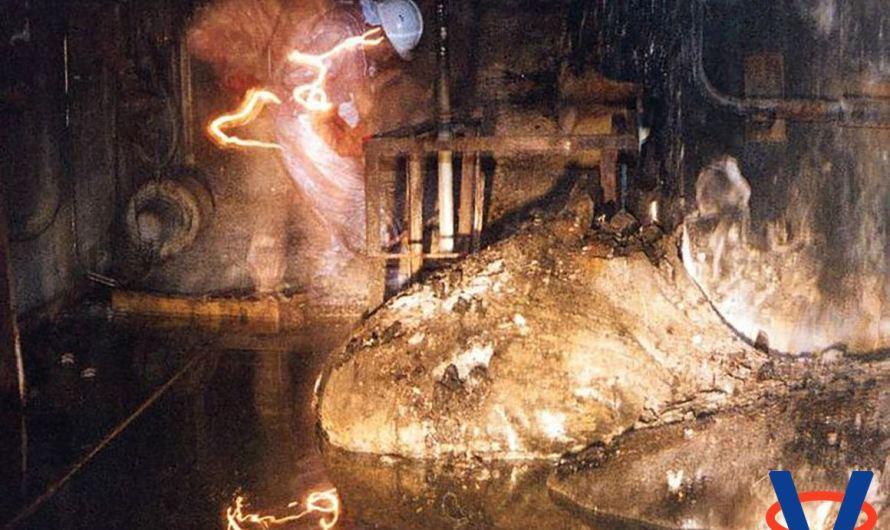 Rádioaktívna 'Slonia noha'