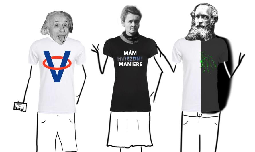 Vedátorské tričká