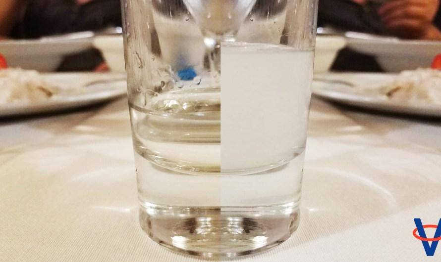 Magický nápoj ouzo