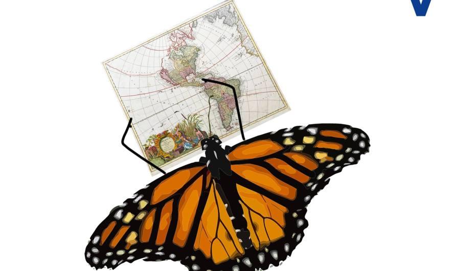 Motýľ cestovateľ