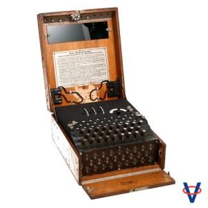 História šifrovania od Cézara po súčasnosť