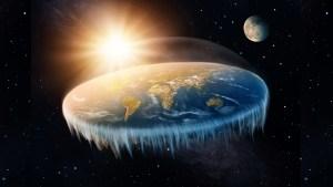 Teória plochej zeme