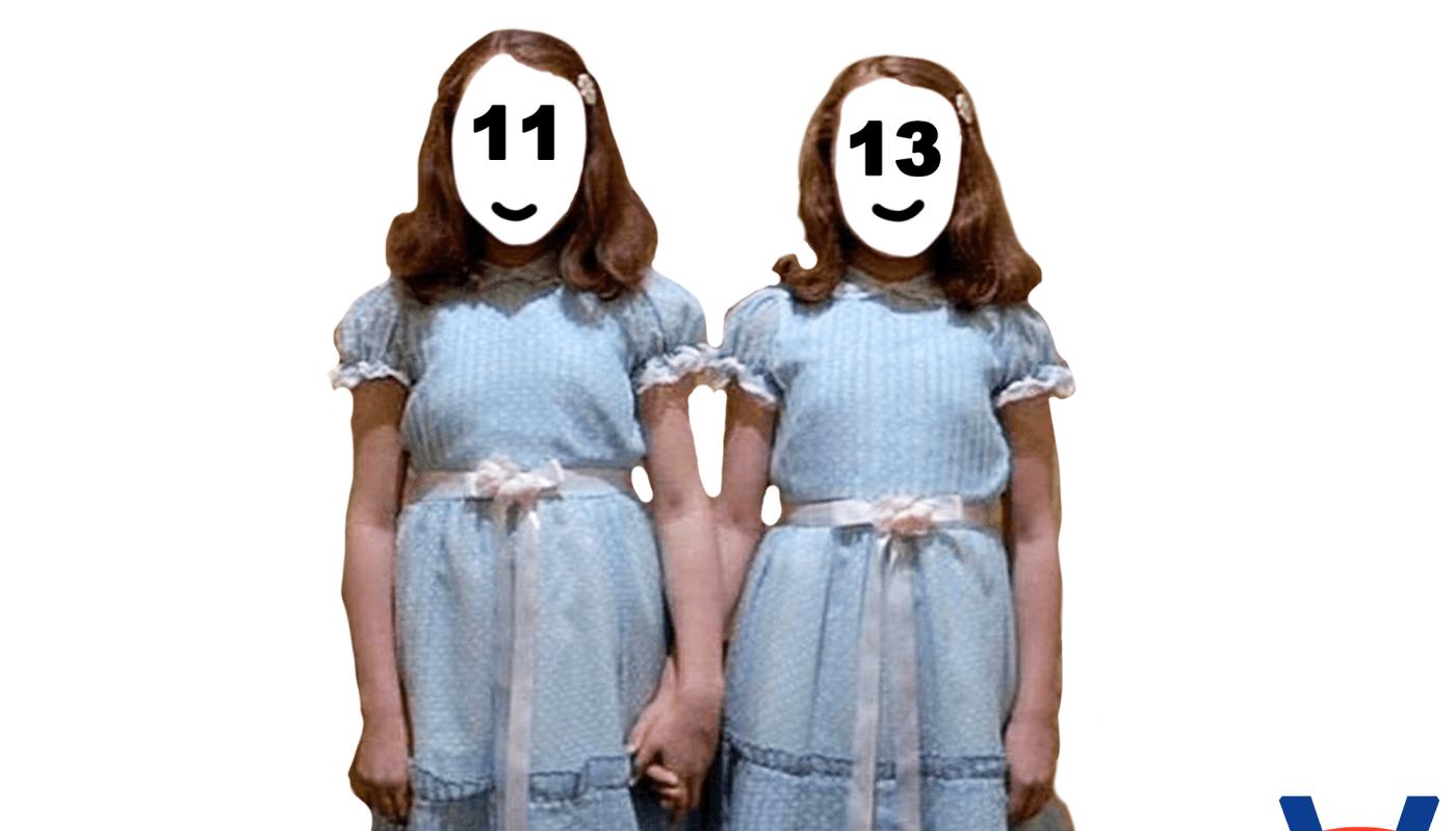 Prvočíselné dvojičky