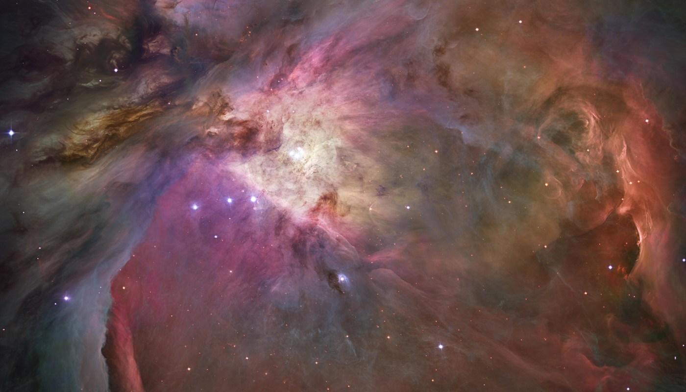 Hmlovina Orion
