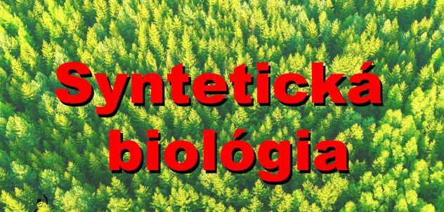 Syntetická biológia
