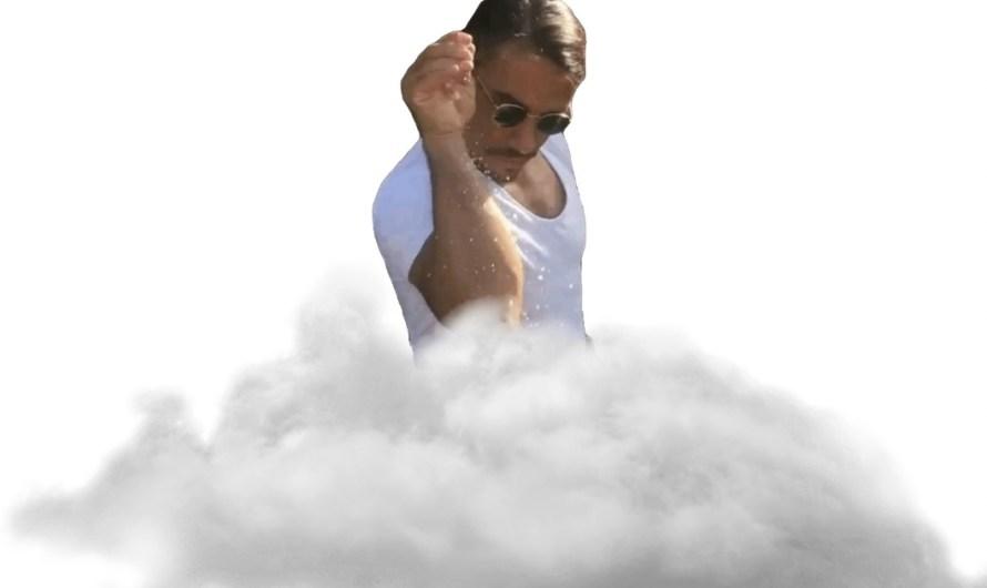 Osievanie oblakov