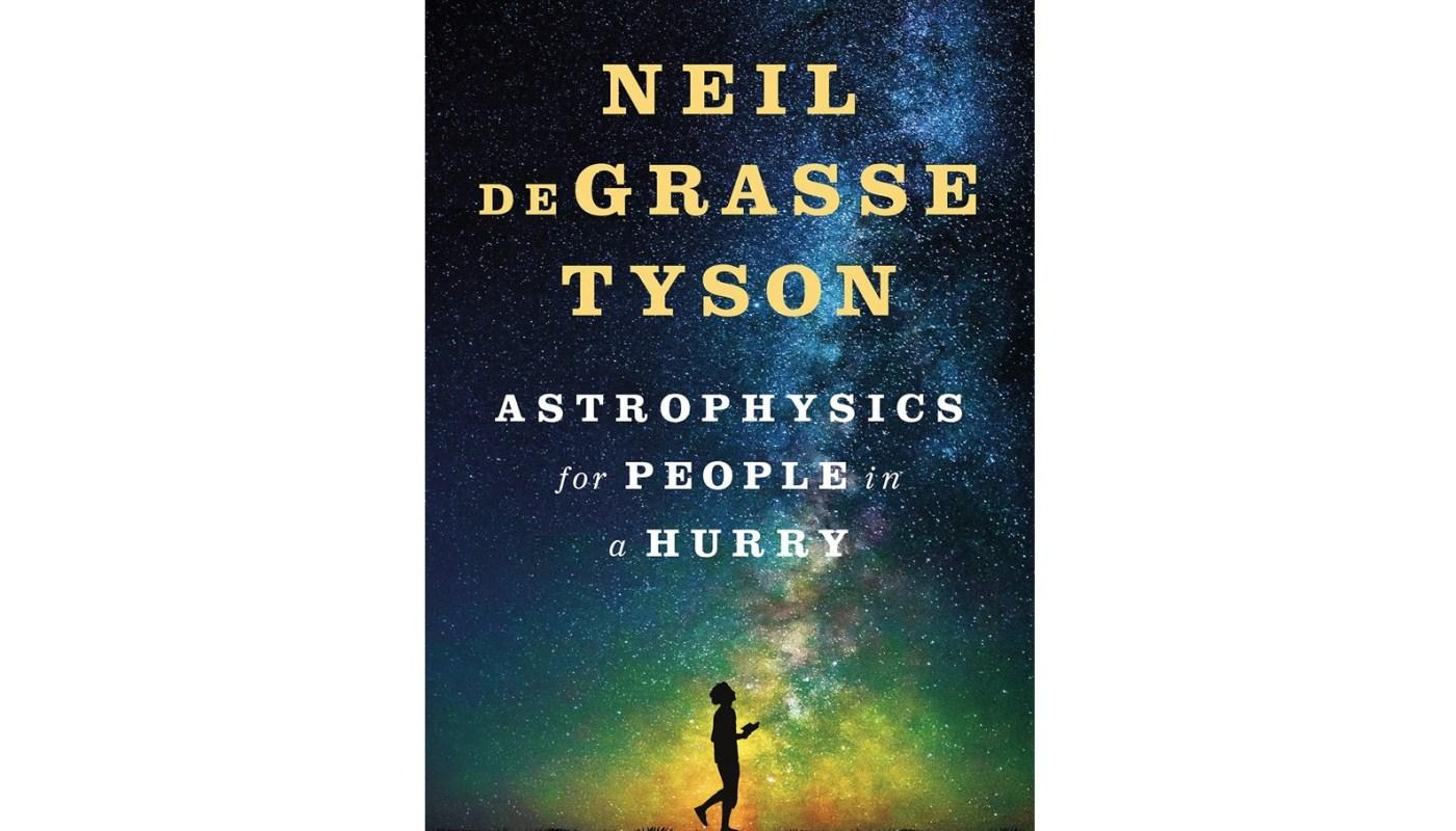 astrofyzika pre zaneprazdnenych