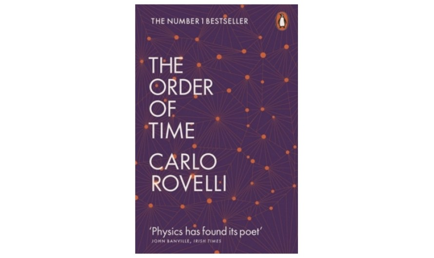 Carlo Rovelli: On the order of time