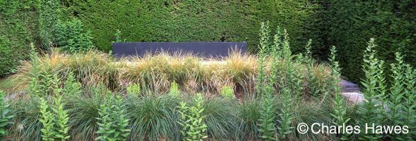 Veddw - South Garden - New Garden