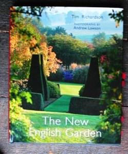 New English Garden by Tim Richardson copyright Anne Wareham,