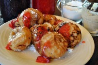 Vegan Aebleskivers: https://vedgedout.com/2012/10/29/vegan-aebleskivers/
