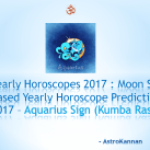 Yearly Horoscopes 2017 | 2017 AQUARIUS HOROSCOPE / 2017 KUMBHA HOROSCOPE