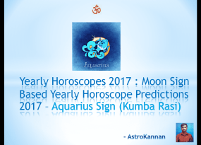 Yearly Horoscopes 2017 | 2017 AQUARIUS HOROSCOPE / 2017 KUMBHA HOROSCOPE