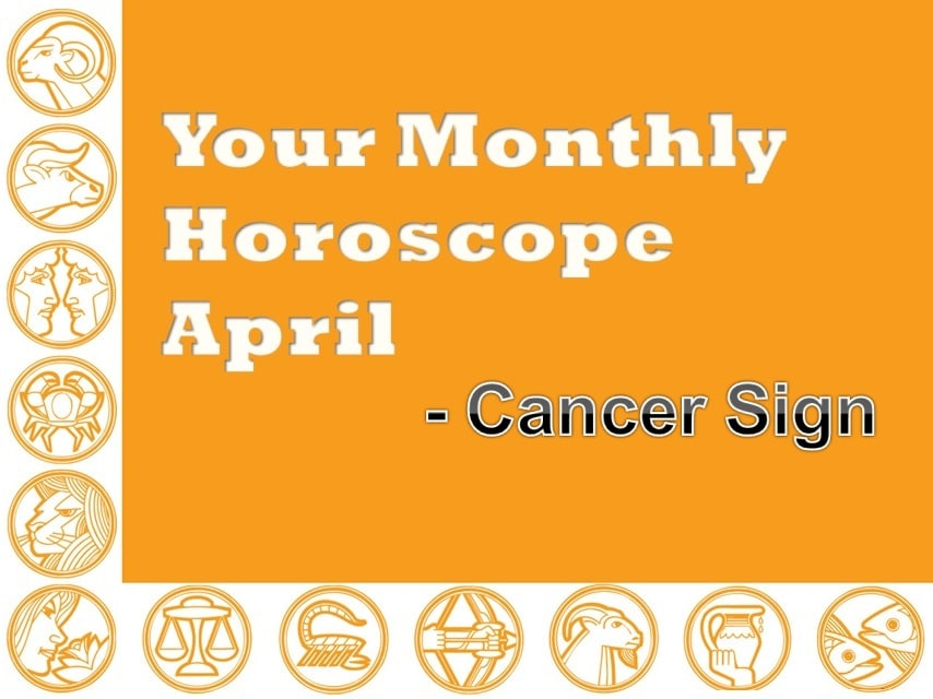 Your Monthly Horoscope April 2019 Cancer Sign - Vedic Astro