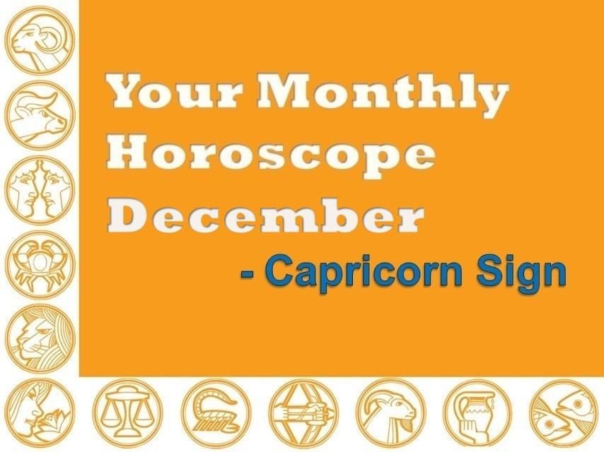 Capricorn Horoscope 12222 Keywords