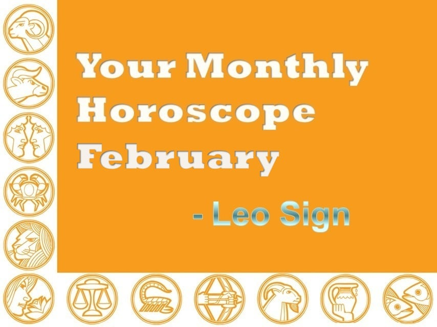monthly horoscope leo february 2020