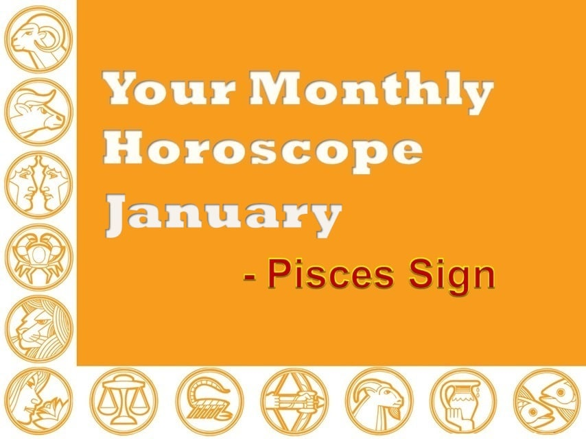 The moon enters Pisces today.
