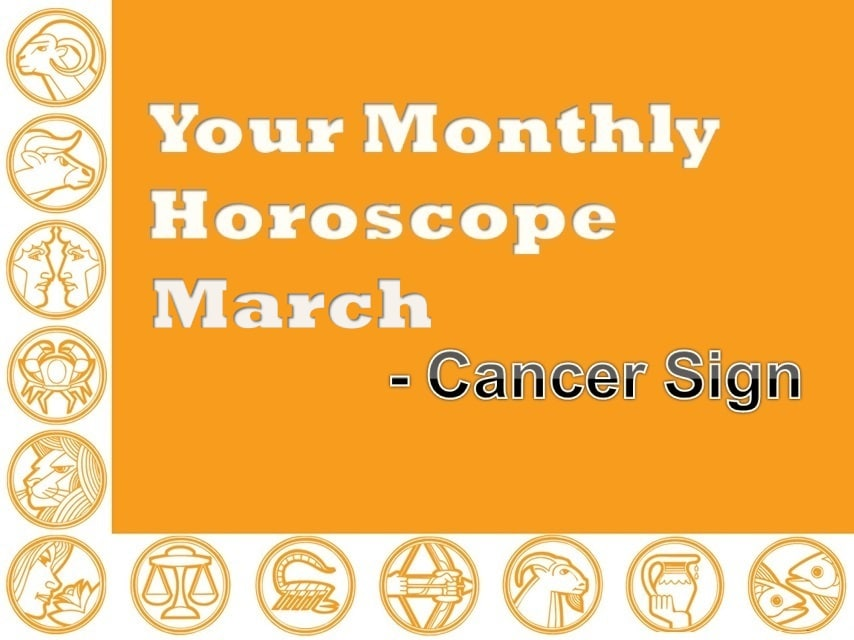 horoscop march 2020 cancer