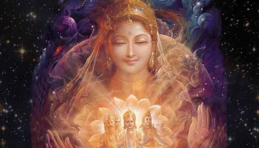 Adi Shakti – The Energy of the Cosmos