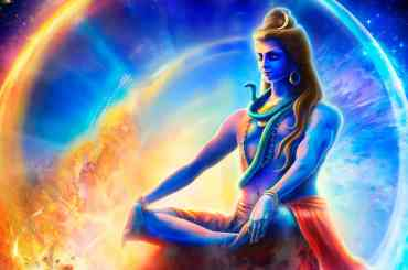 Lord Shiva Art