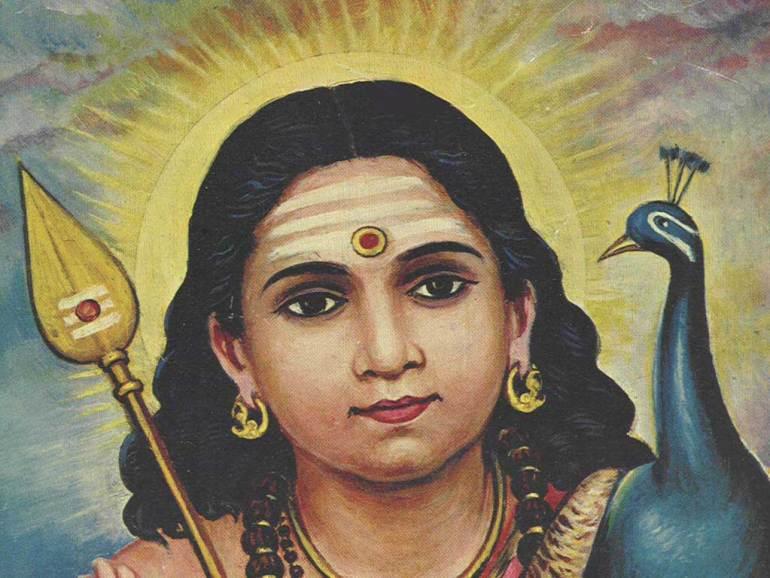 Skanda - Kartikeya