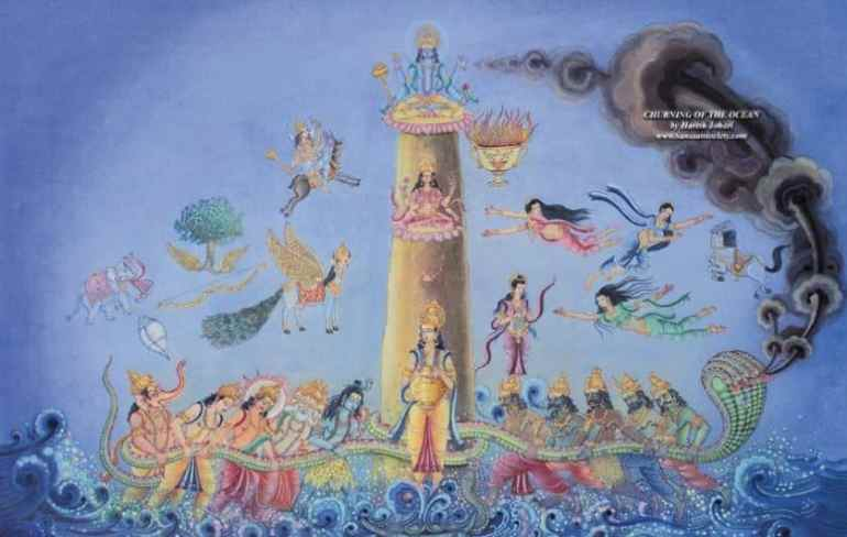 The story behind Rahu and Ketu and their significance