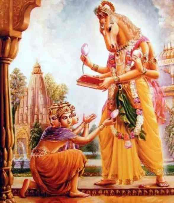 Hayagreeva_24 Avatars of Vishnu