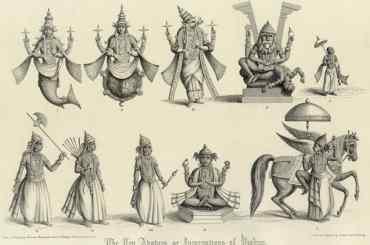 Vishnu - Dashavatar