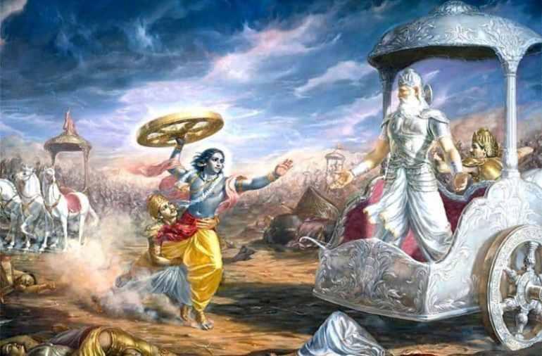 Mahabharat Weapons