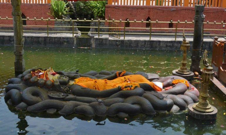 BUdhanilkantha Temple
