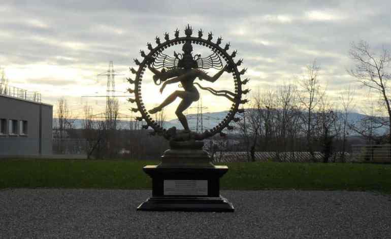 Nataraja at CERN