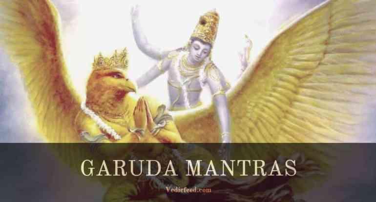 Lord Garuda Mantra