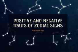 Traits of Horoscope Sign