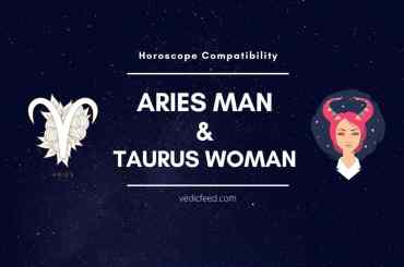 Aries Man and Taurus Woman