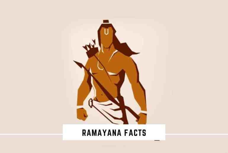 Ramayana Facts
