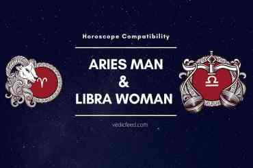 Aries Man and Libra Woman