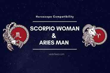 Scorpio Woman and Aries Man