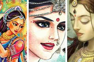 Beautiful Women in Hindu Mythology