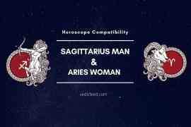 Sagittarius Man and Aries Woman