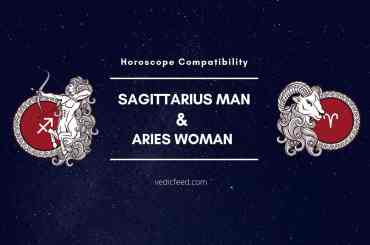 Sagittarius Man and Aries Woman