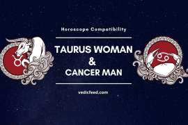 Taurus Woman and Cancer Man