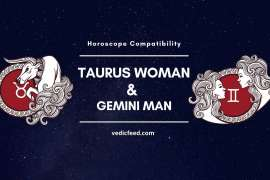 Taurus Woman and Gemini Man Compatibility