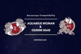 Aquarius Woman and Gemini Man