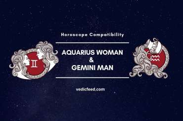 Aquarius Woman and Gemini Man