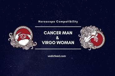 Cancer Man and Virgo Woman